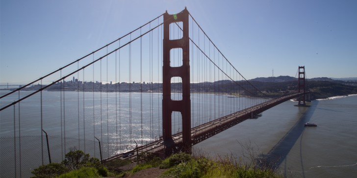 Perfect Viewing Spots of Golden Gate Bridge - Exploring San Francisco - Travel for a Living