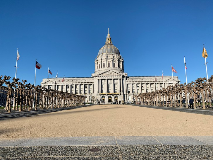 City Hall San Francisco - What to see, do and eat in SF - Travel for a Living