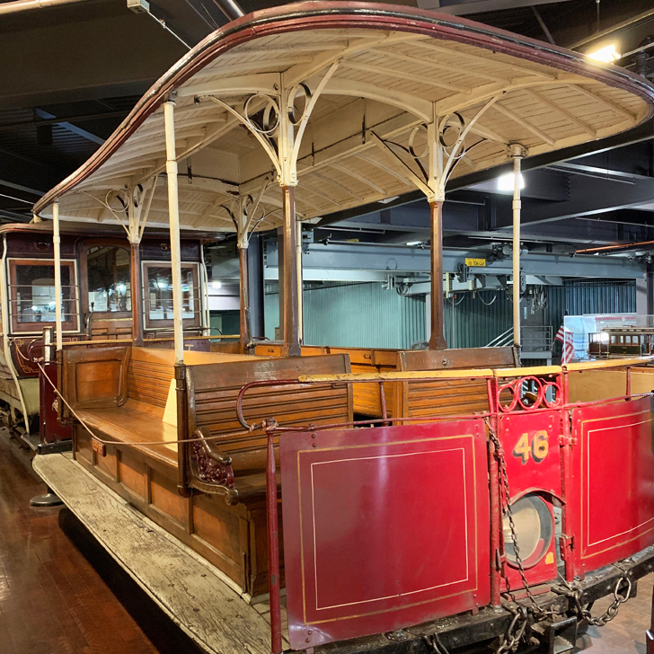Old Cable Cars at the Cable Car Museum San Francisco - Travel for a Living