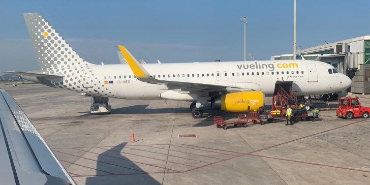 What to expect flying Vueling - Travel for a Living