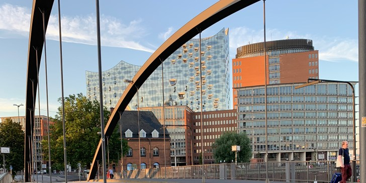 A Night in Hamburg - Photographic tour of Hamburg Harbour - Travel for a Living