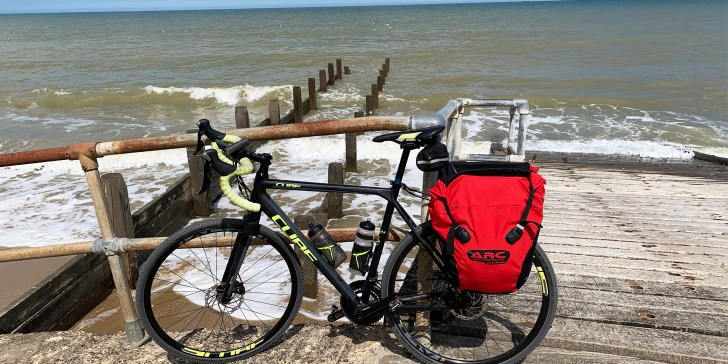Cycle Touring in UK - 3 days from Cambridge to Norfolk - Travel for a Living