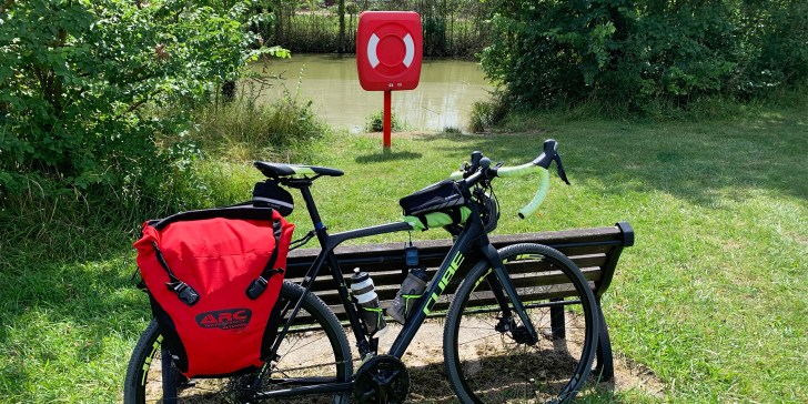 Cycle Touring in the UK - From Cambridge to Norfolk in 3 days - Travel for a Living