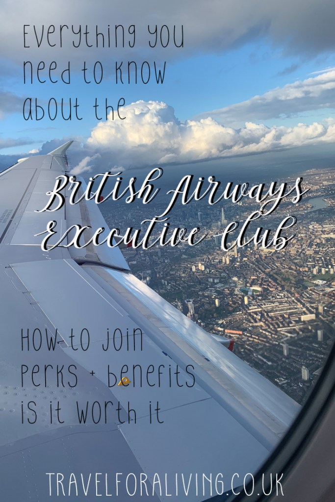 Is the British Airways Executive Club worth signing up for? - Travel for a Living