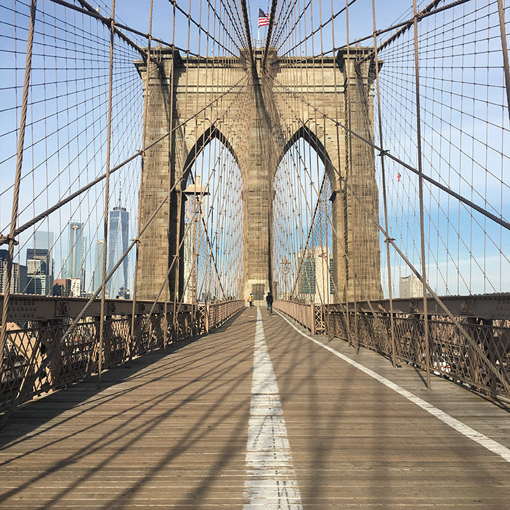 Exploring New York for free - Travel for a Living