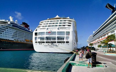 Cruising to the Bahamas Aboard the Norwegian Sky