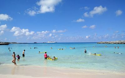 Great Stirrup Cay, Bahamas: Lamar's Golden Birthday