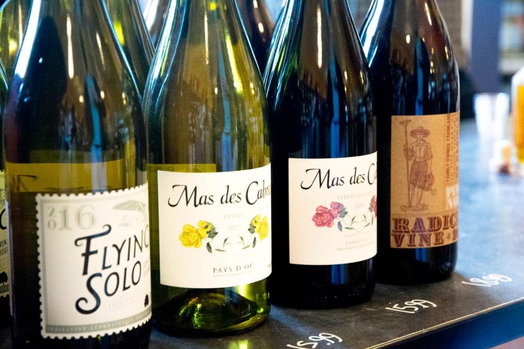 free wine tasting at Wine Thief and Ale Jail