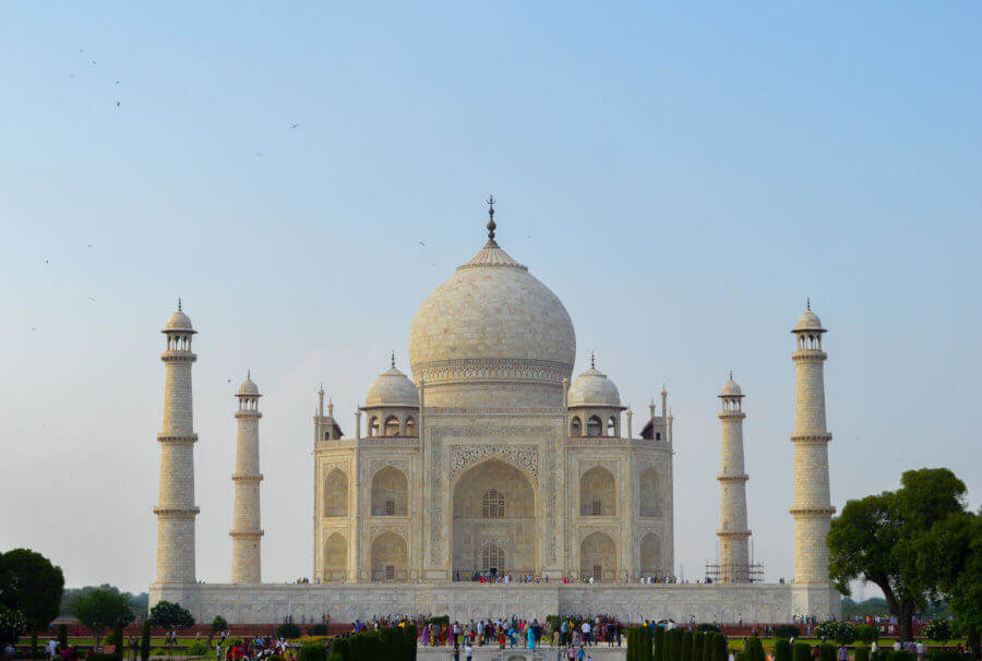 THE TRUTH ABOUT A VISIT TO THE TAJ MAHAL