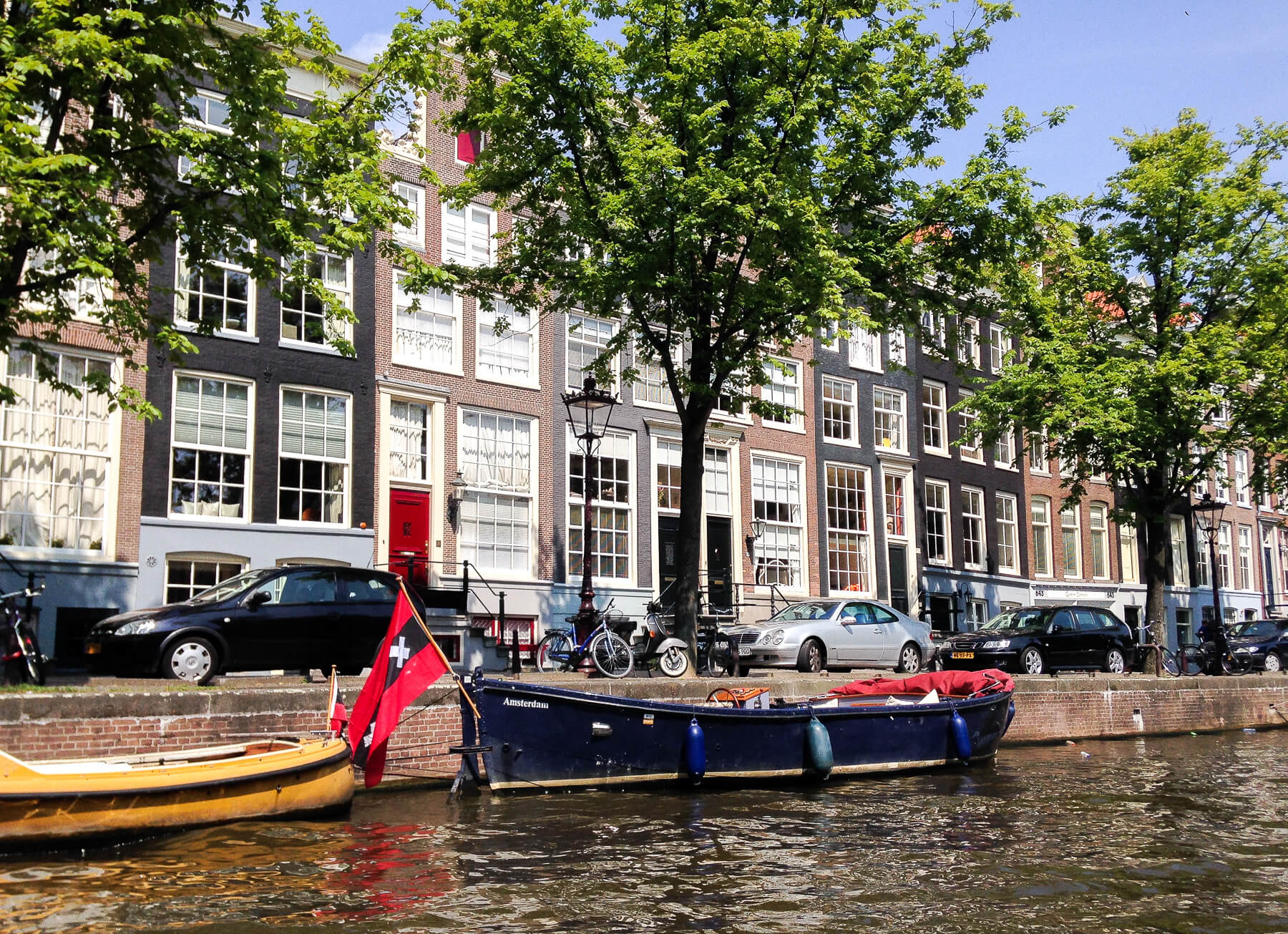 THE BEST THINGS TO DO DURING SUMMER IN AMSTERDAM