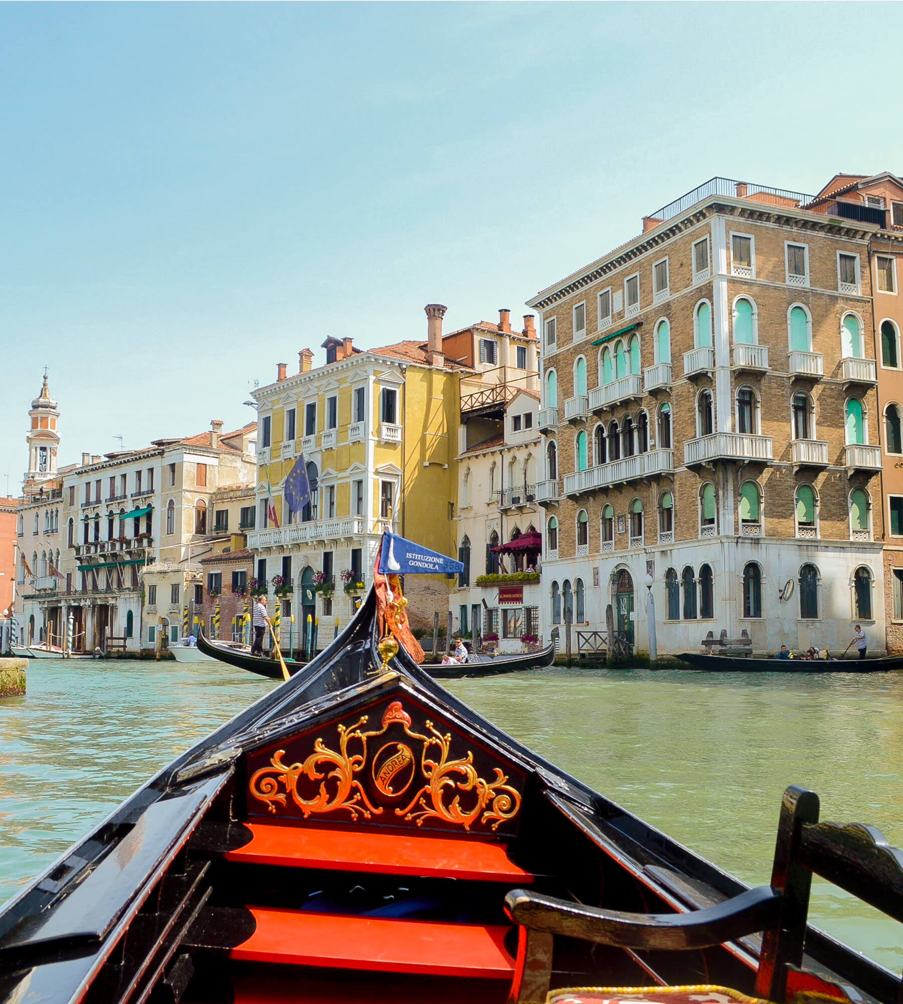 12 THINGS YOU MUST DO IN VENICE