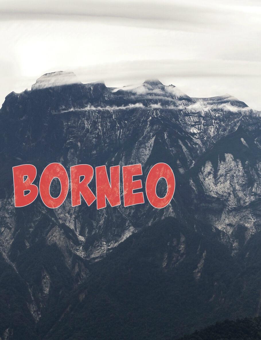 BORNEO PHOTO DIARY
