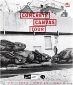 concrete canvas tour map