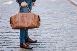 Korchmar Twain Weekender Bag