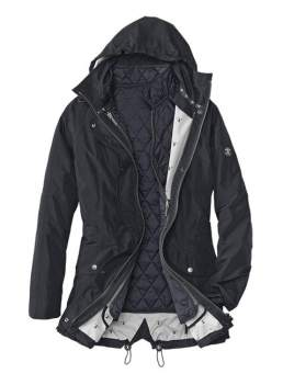 Barbour Women's Trevose Three-In-One Jacket