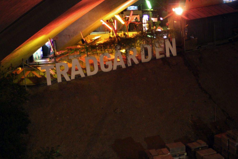 Tradgarden Stockholm