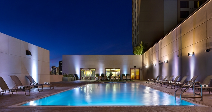 4 Star Hilton Hotel In Downtown Austin For 149 The