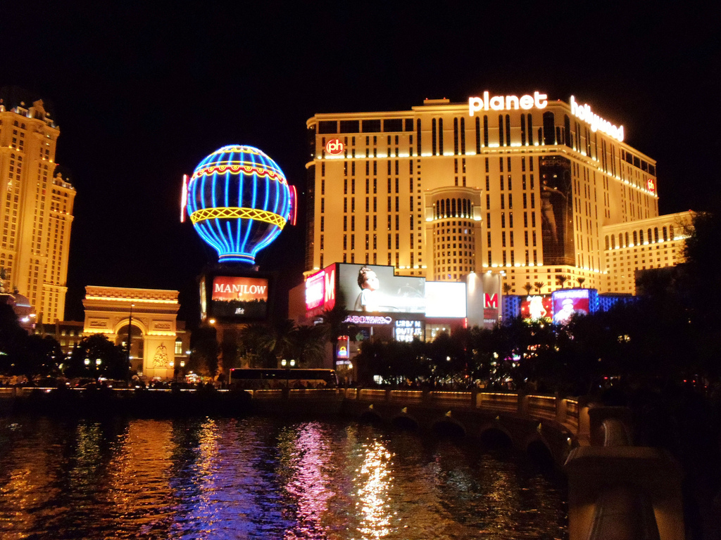 Planet Hollywood Resort and Casino in Las Vegas for 126  The Travel Enthusiast The Travel