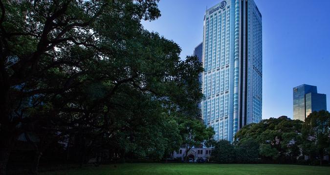 4 star Hilton Shanghai hotel on sale for 118  The Travel