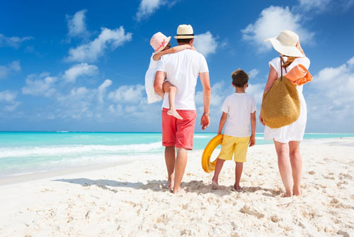 Travel News A Guide To Stress Free Beach Vacations With The Kids