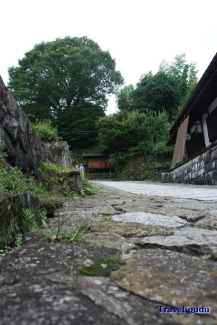 trekking Giappone