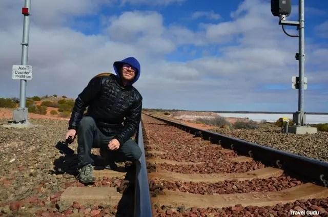 Australia in camper: da Port Augusta a Uluru via Coober Pedy