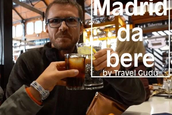 Madrid da bere