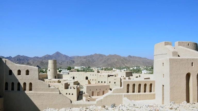 Oman: dedicarsi alla storia