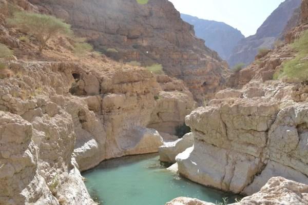 Oman: scoprire i wadi