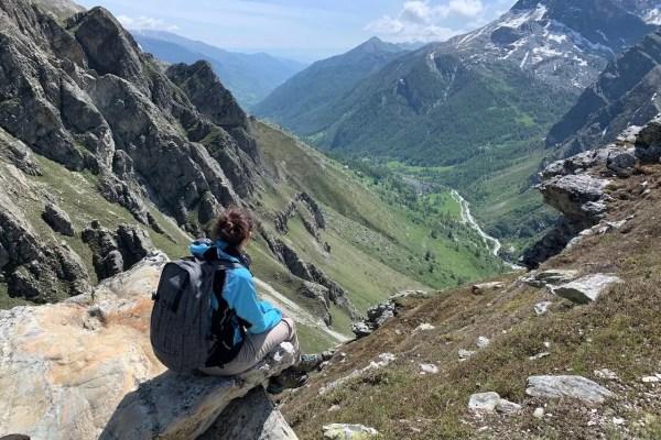 Escursione a Rocca Senghi, in Val Varaita