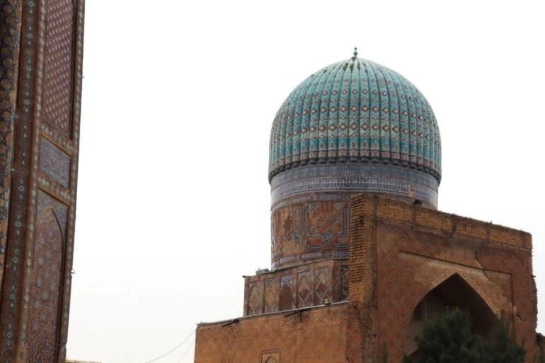 moschea samarcanda
