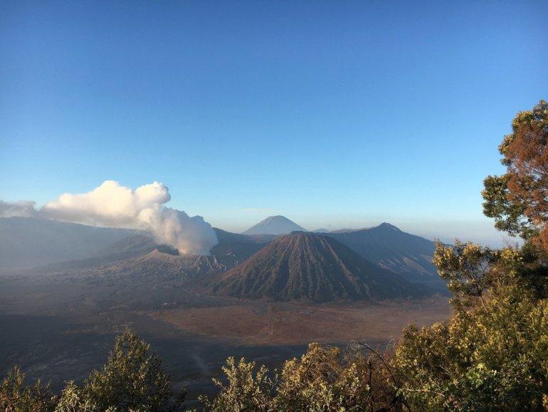 trekking vulcano Bromo