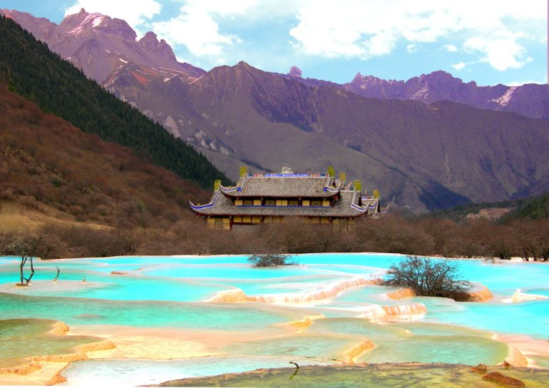Huánglóng Sichuan