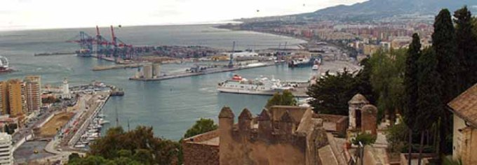 Castillo-de-Gibralfaro