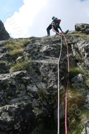 alpinism in Muntii Retezat - Carpatii Meridionali