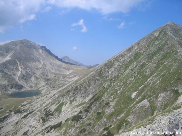 Trekking in Retezat mountains - Romania
