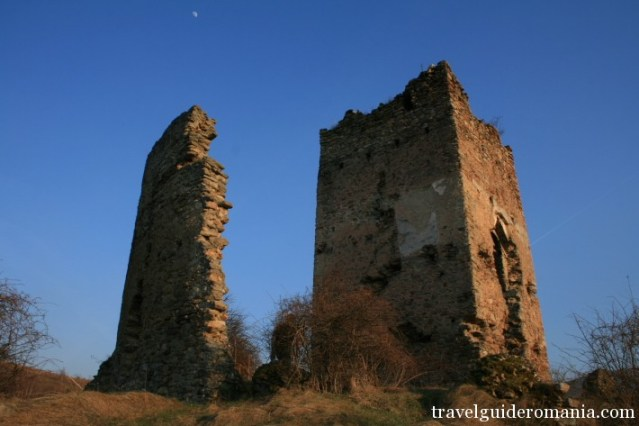 Malaiesti fortress - fourteenth century