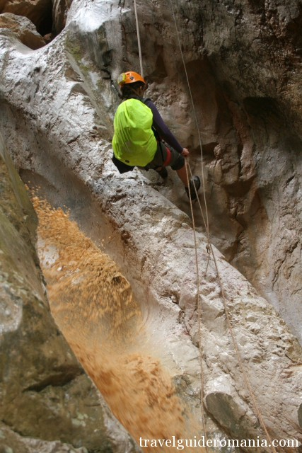 Canyoning in Apuseni Natural Park