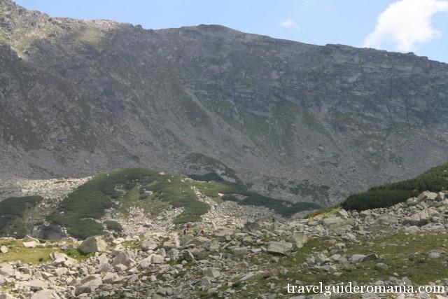 trekking in Romania - Parang mountains