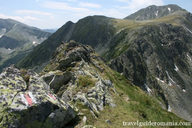 Close gates ridge - Hiking in Romania