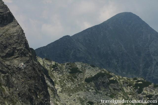 Retezat Peak - hiking in Romania