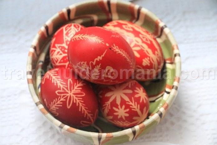Tradiția ouălor de Paste - obiceiuri la romani