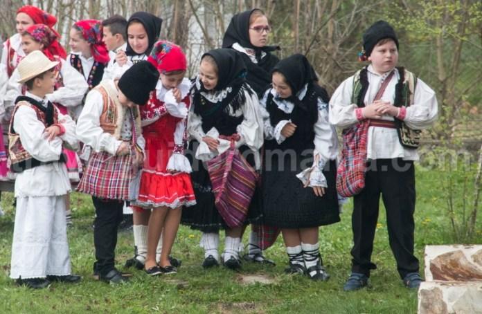 Traditii si obiceiuri in cultura romanesca - Ardeal