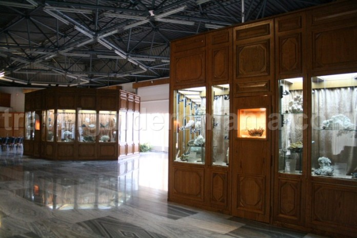 Museum of Mineralogy - Baia Mare - Maramures