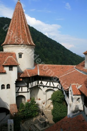 Restoration of Bran castle was carried out by Carol Liman