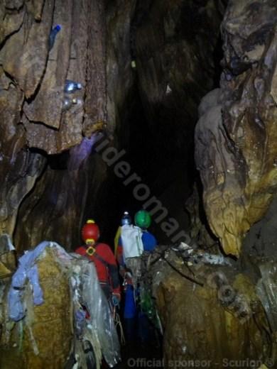 Degradarea mediului subteran din Pestera Campeneasca