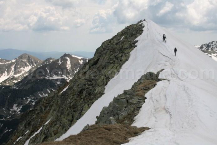 Creasta Papusa - Custura - muntii Retezat