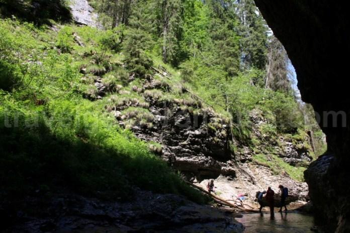 Valea Somesului Cald - Parcul Natural Apuseni