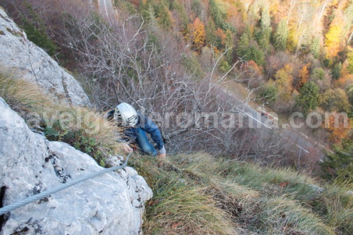 Explorand Muntii Apuseni - Via ferrata la Vartop