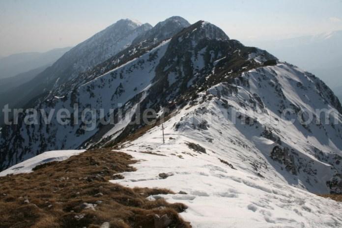 Turism montan in Romania - Muntii Piatra Craiului